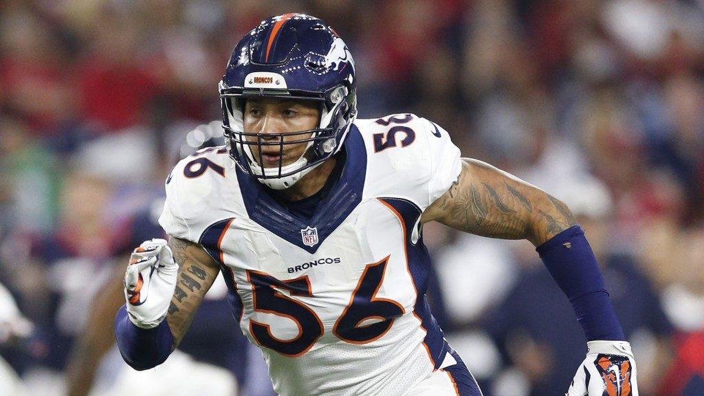#56 Shane Ray, Denver Broncos