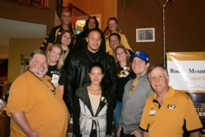 Rocky Mountain Tigers Evening with Shane Ray